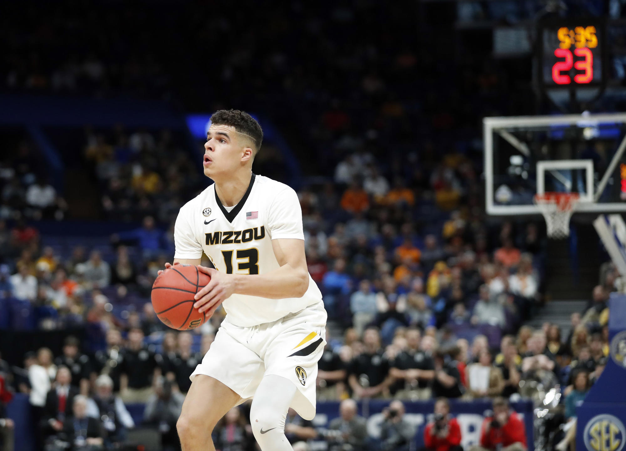 Michael Porter Jr., F, Missouri