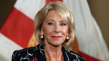 Betsy Devos Deputy Privately Admitted >> 9 Controversial Chicago Tribune