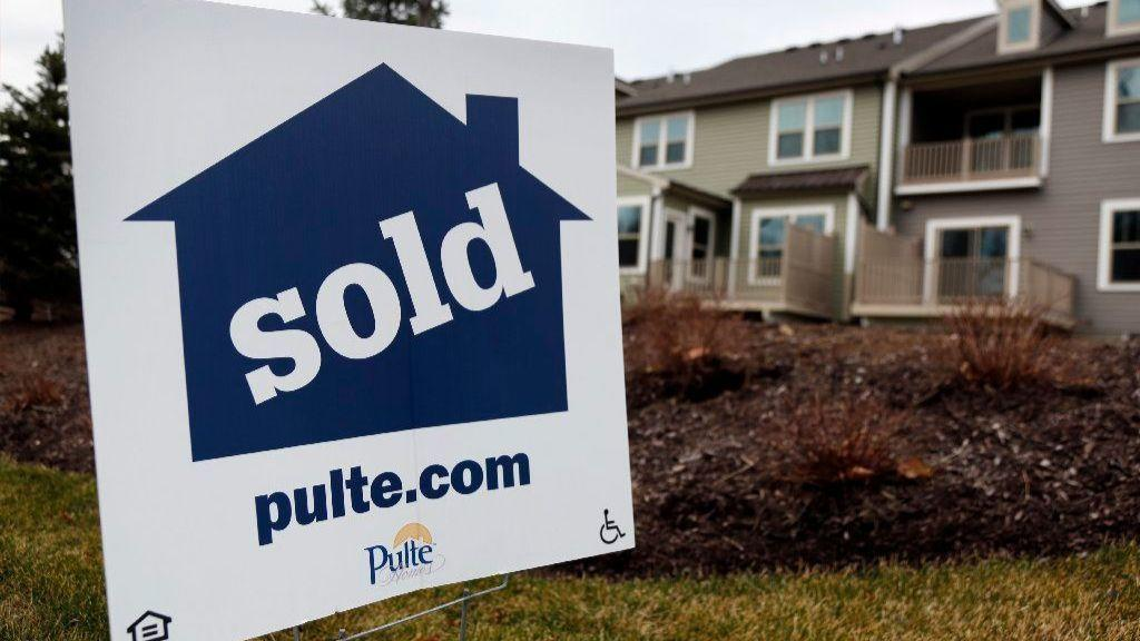Baltimore area home prices rise 6.5 percent from last year