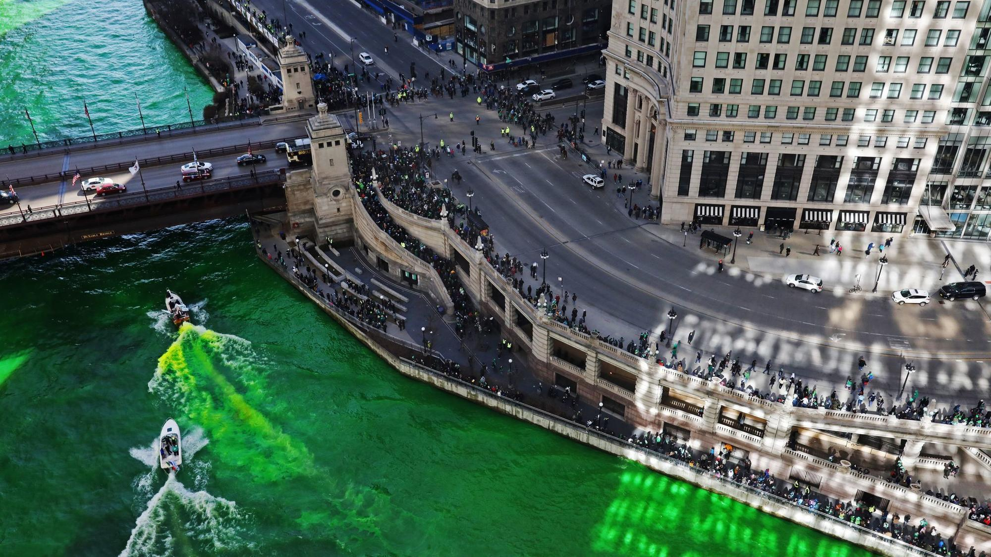 St. Patrick's Day is more than green beer and rivers — talking to Irish Chicagoans about finding meaning in the day