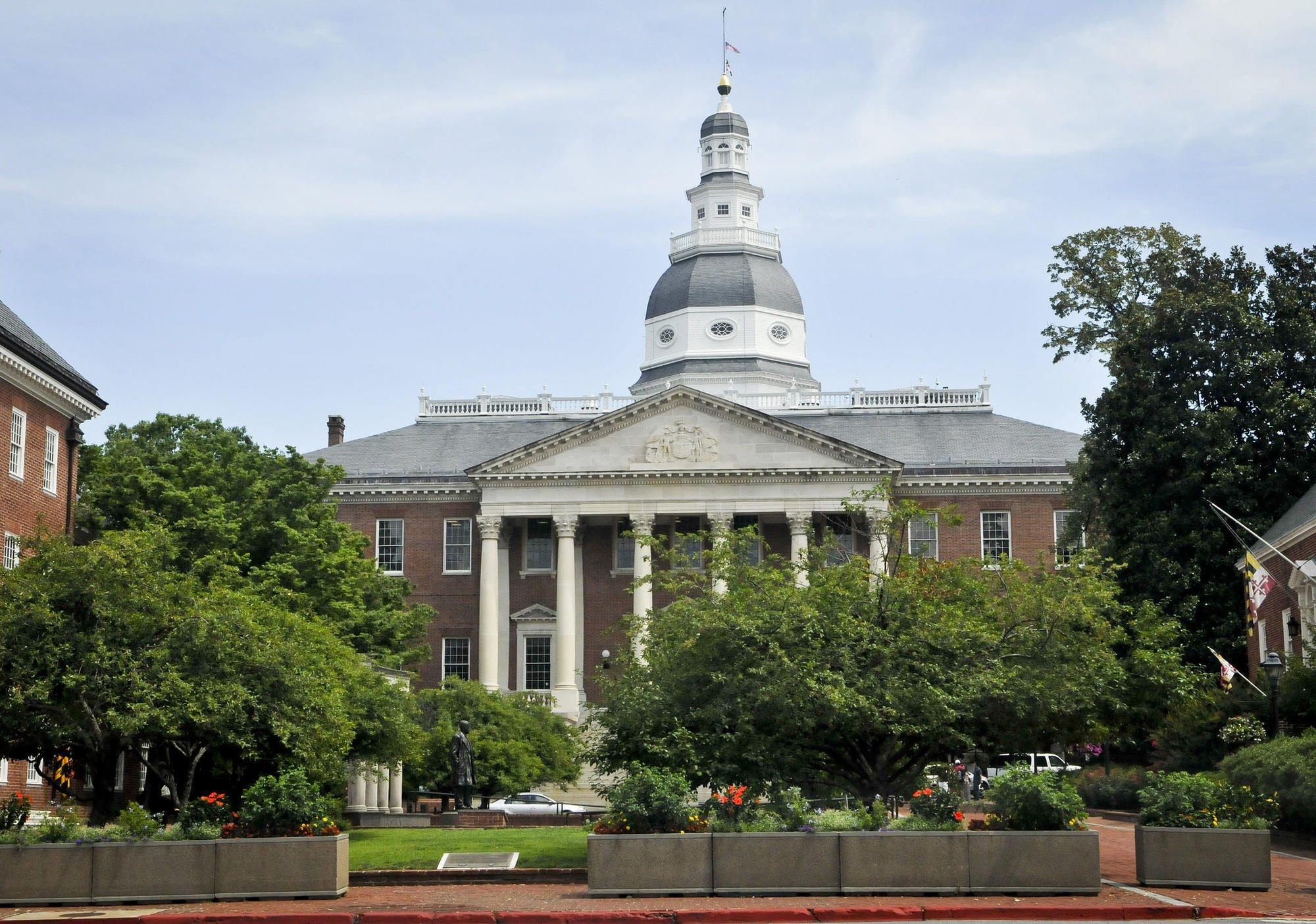 Maryland Senate passes comprehensive crime bill, sends it to House