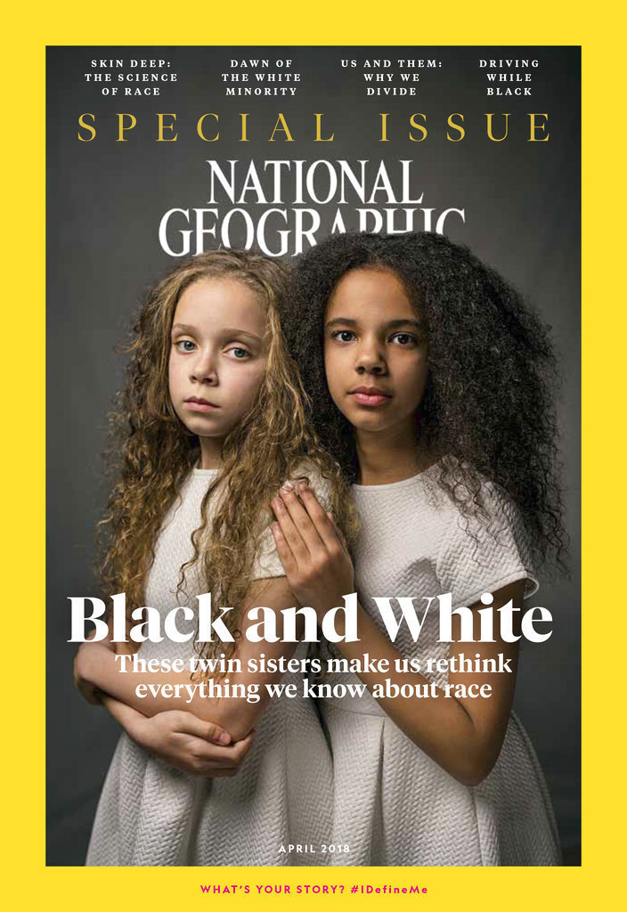 National Geographic acknowledges it covered world through racist lens for generations