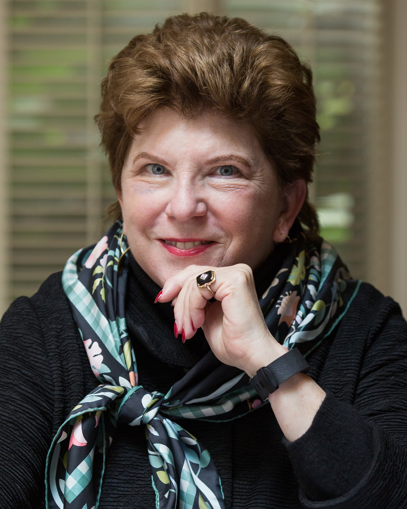 Delaine Eastin, candidate for governor in California (Delaine For Governor)