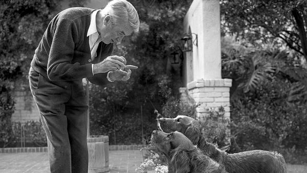 From the Archives: Jimmy Stewart's empty nest | Los Angeles Times