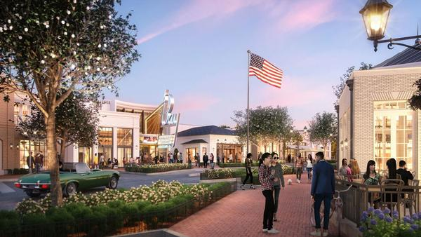 Amazon Books heading to Pacific Palisades as new village center takes shape