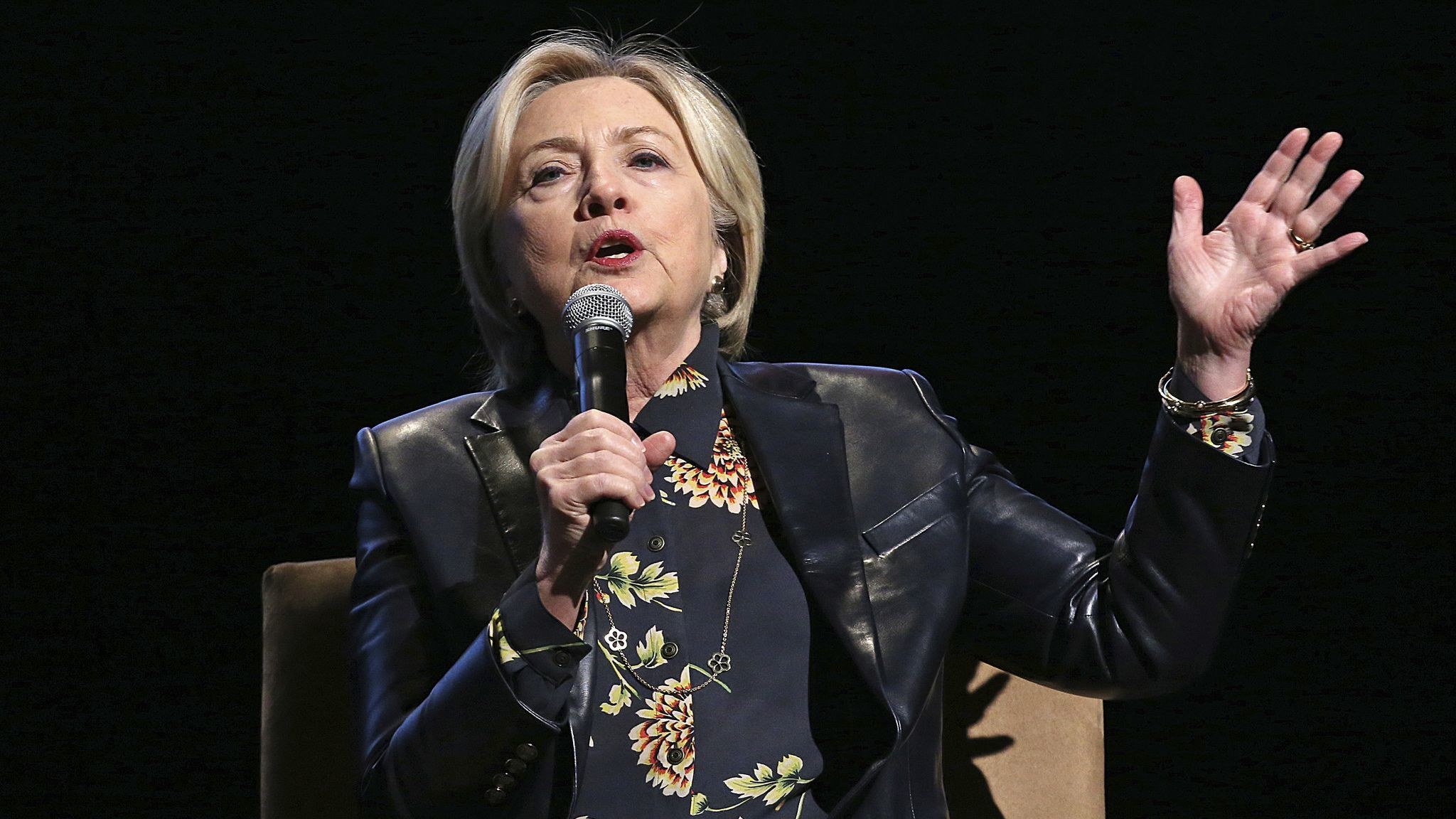 Hillary, stop. Please.