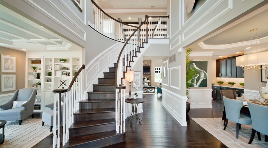 Popular Designs Accentuate More Contemporary Elements To Make A House A  Gracious Home   Chicago Tribune
