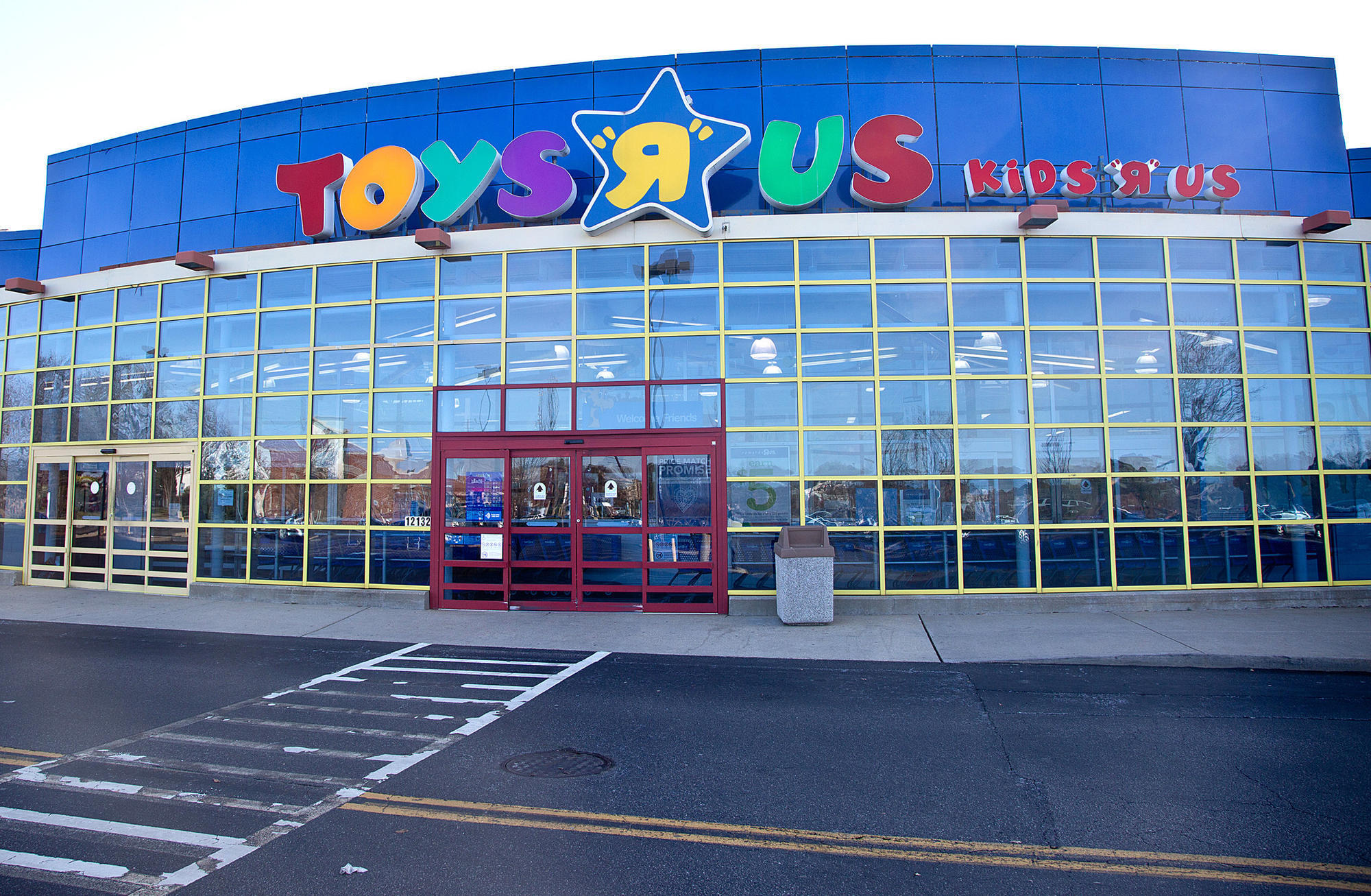 All Toys Toys R Us : Toys r us to close all of its u s stores daily press