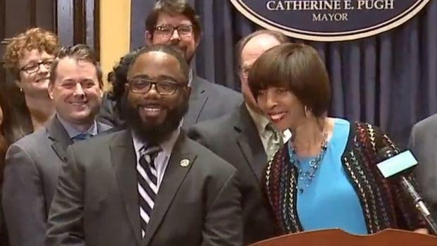 Baltimore mayor's new spokesman resigns on first day after questions about legal settlements arise