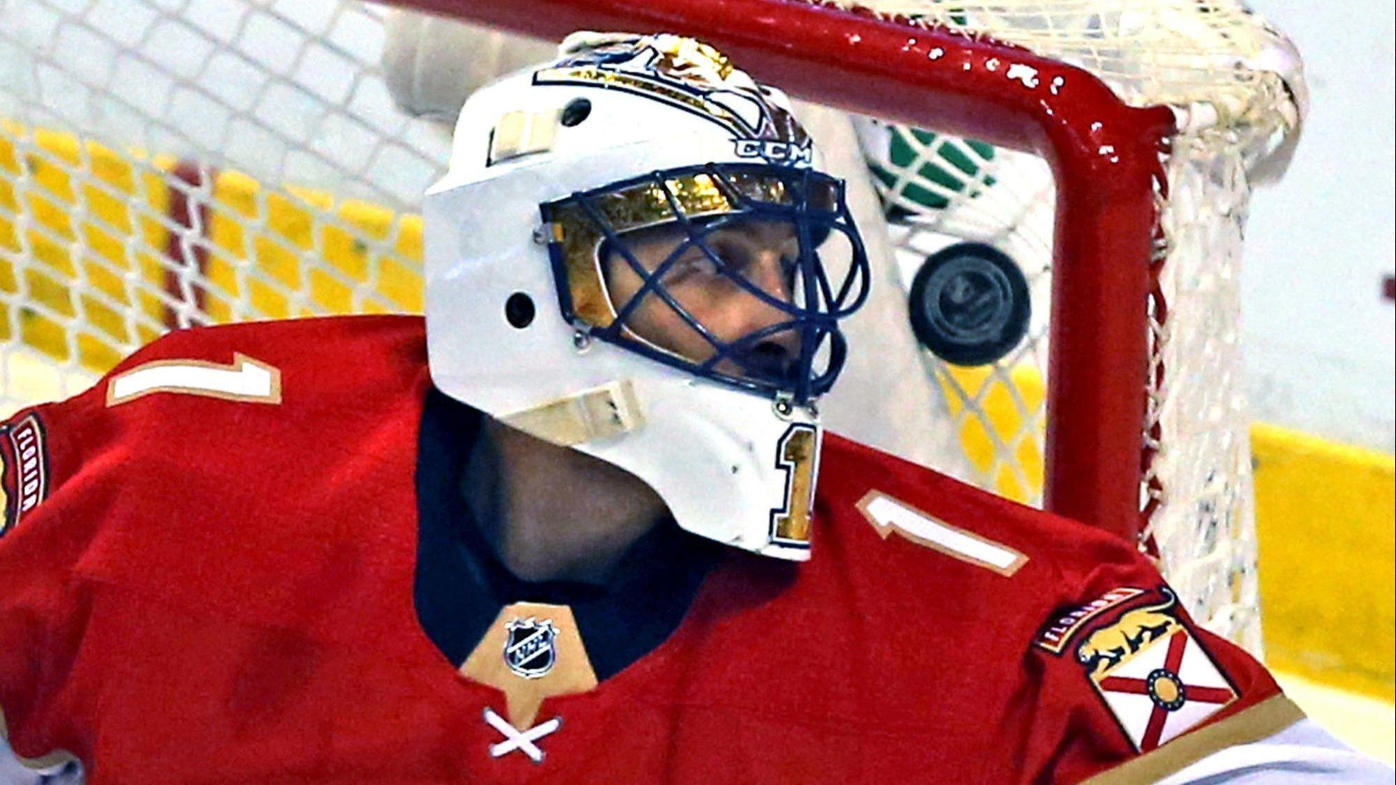 Roberto Luongo James Reimer Likely To Split Next Four Games For
