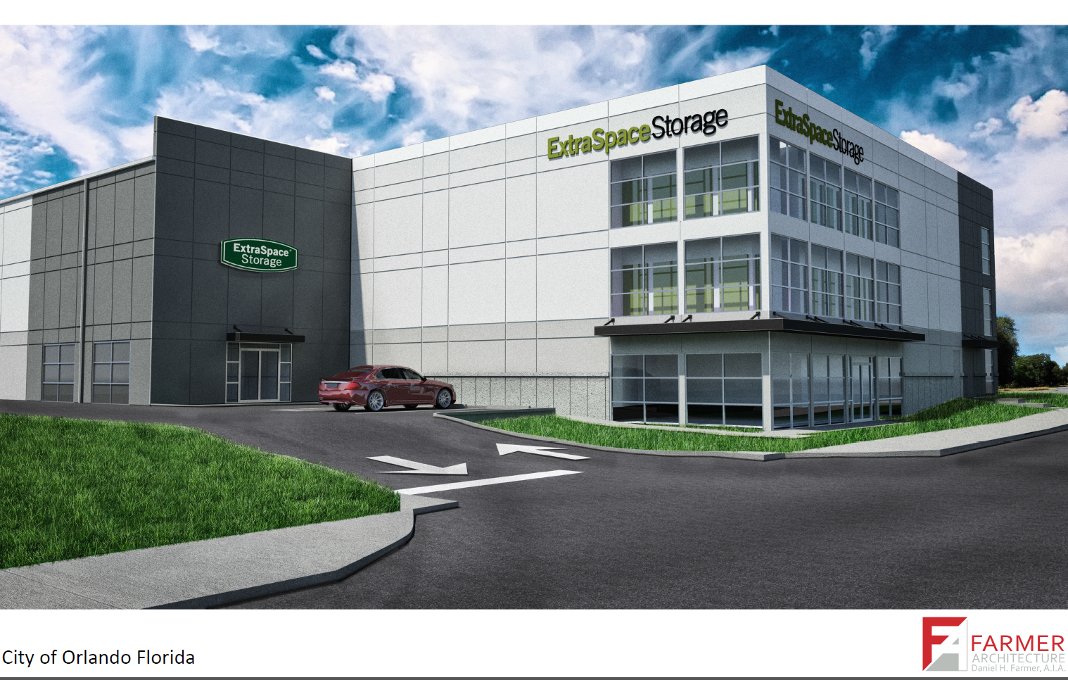 Local Developer Tries To Outpace Competitors W/self Storage Plan For Turkey  Lake Road   GrowthSpotter