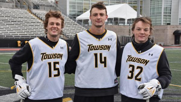 Towson men's lacrosse tapping into budding recruiting pipeline from Kent Island