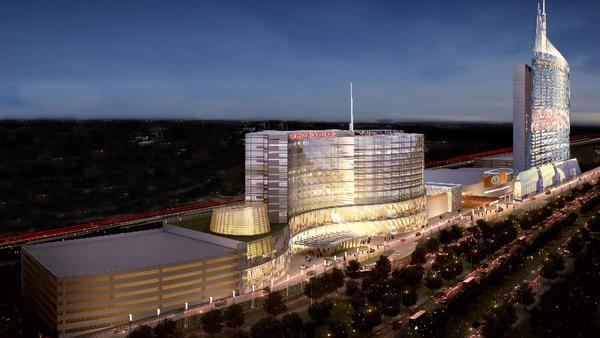 Pamunkey Indian Tribe planning $700 million resort, gaming facility