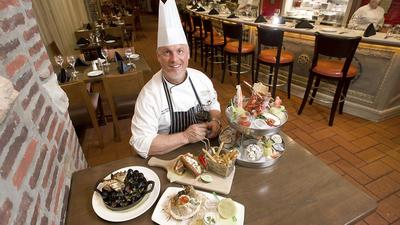 Sands chef Victor Bock to lead NCC cooking demo