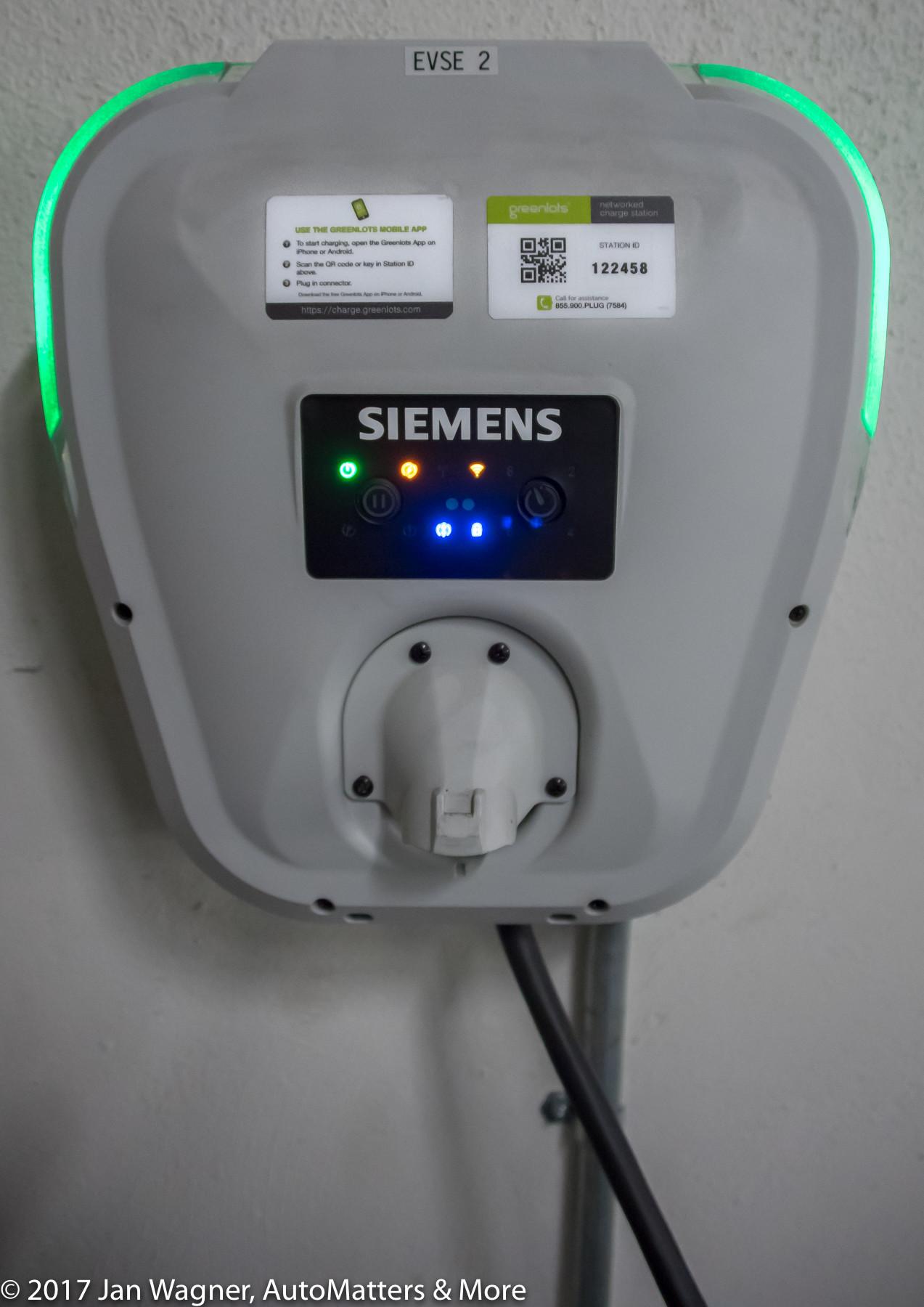 Public charger