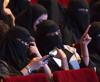 Saudi Arabian fund looks to invest in Endeavor as the kingdom opens up to Hollywood