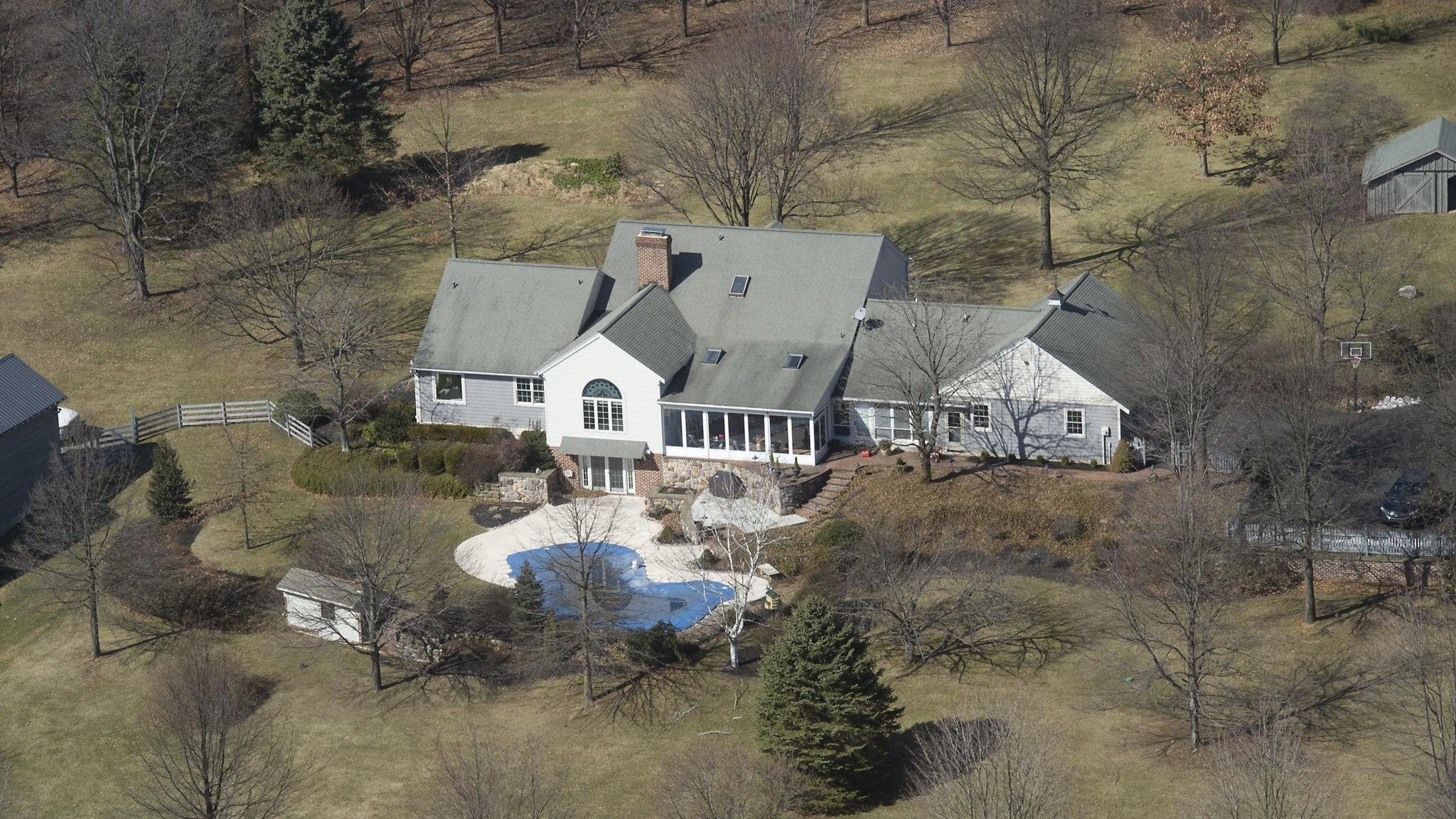 Christopher Reid home
