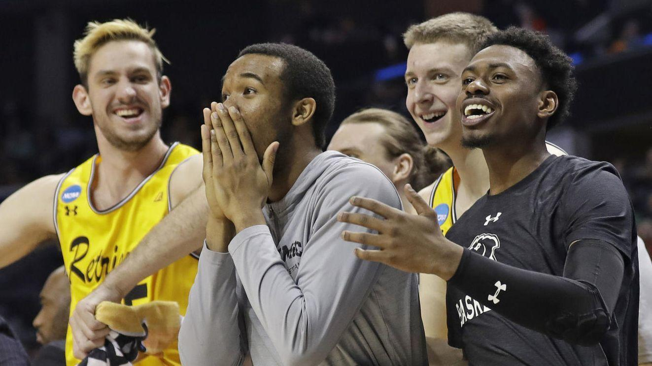 UMBC stuns top-seeded Virginia 74-54 8b15473d2