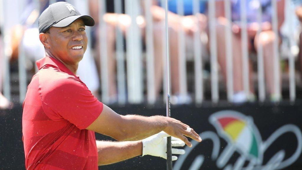Tiger Woods embraces redemptive journey on way to Augusta