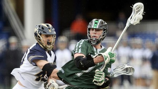 Division I men's lacrosse week in review for teams in Maryland (March 19)