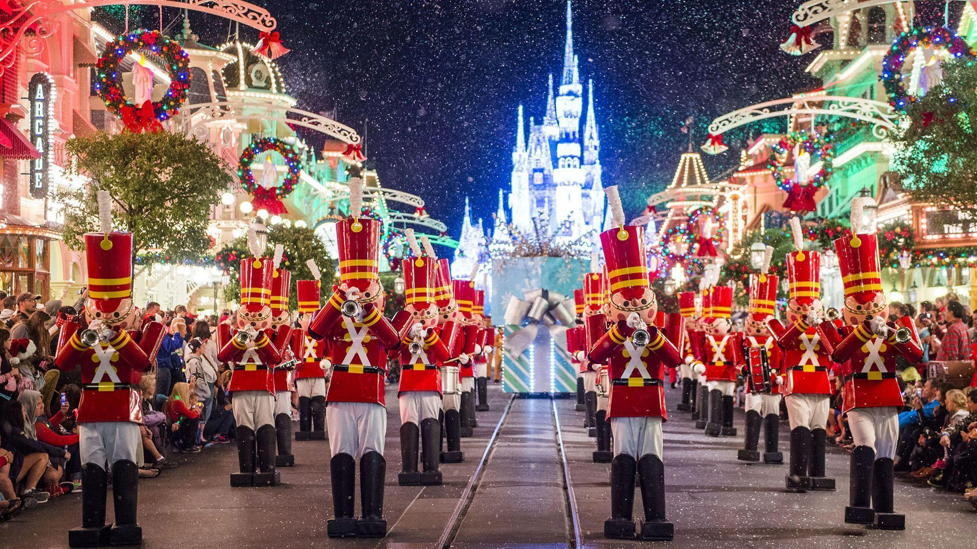 disney selling halloween, christmas party tickets