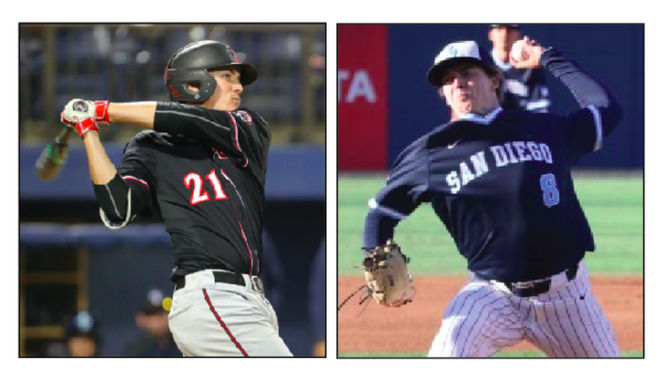 Locals dominate National Player of Week honors with SDSU's Verdon, USD's Murphy, USC's Hurt, ASU's Canning