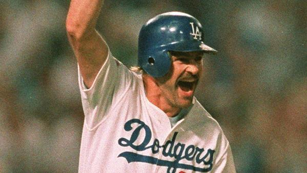 Ticket proceeds for seat where Kirk Gibson's '88 World Series home run ball landed will help Parkinson's research