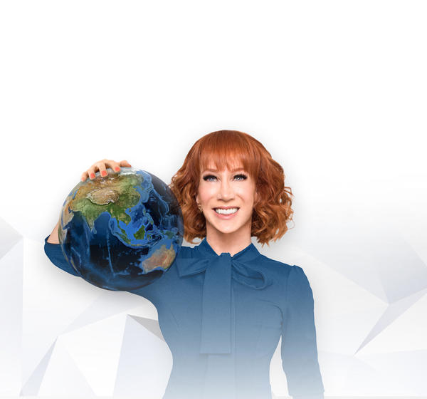 Is Kathy Griffin's comeback upon us? She just sold out Carnegie Hall