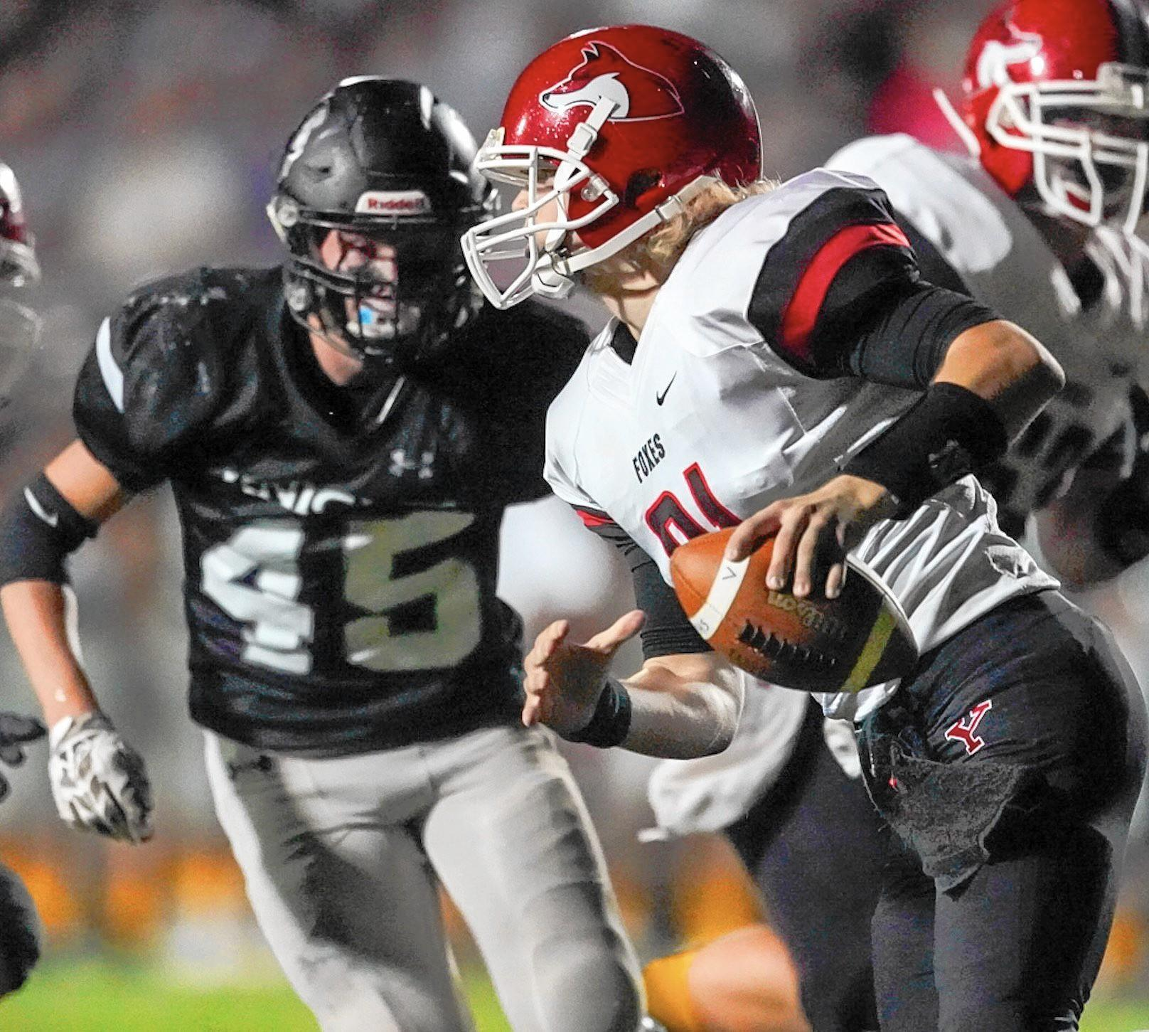 Kaneland And Yorkville In Conference Limbo After Sycamore