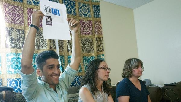 Group teaching English to Syrian refugees hopes to expand | San Diego Union Tribune