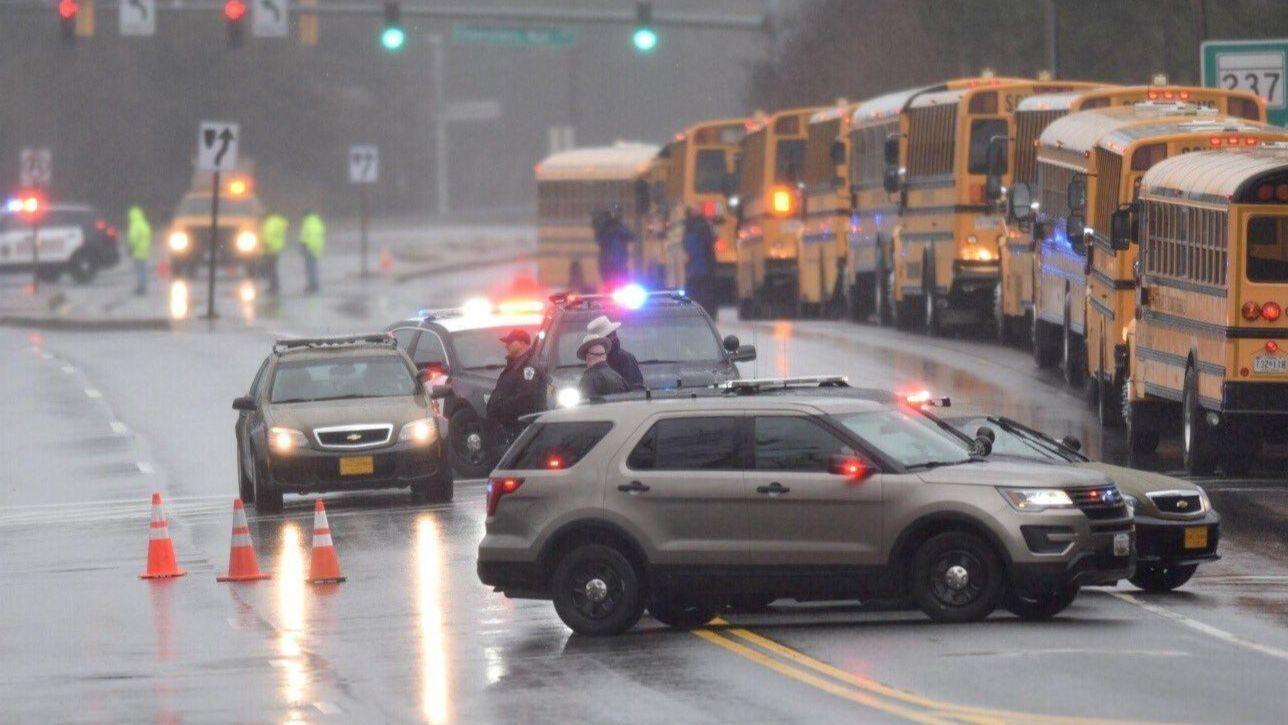 Three injured in shooting at St. Mary's County high school in Maryland