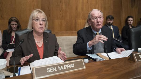 Congressional leaders feud over abortion rights and healthcare, putting spending bill at risk
