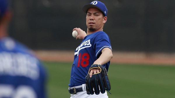 Spring training: Dodgers 8, Oakland 2