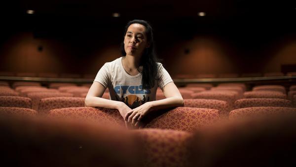 Lauren Yee, playwright on the verge