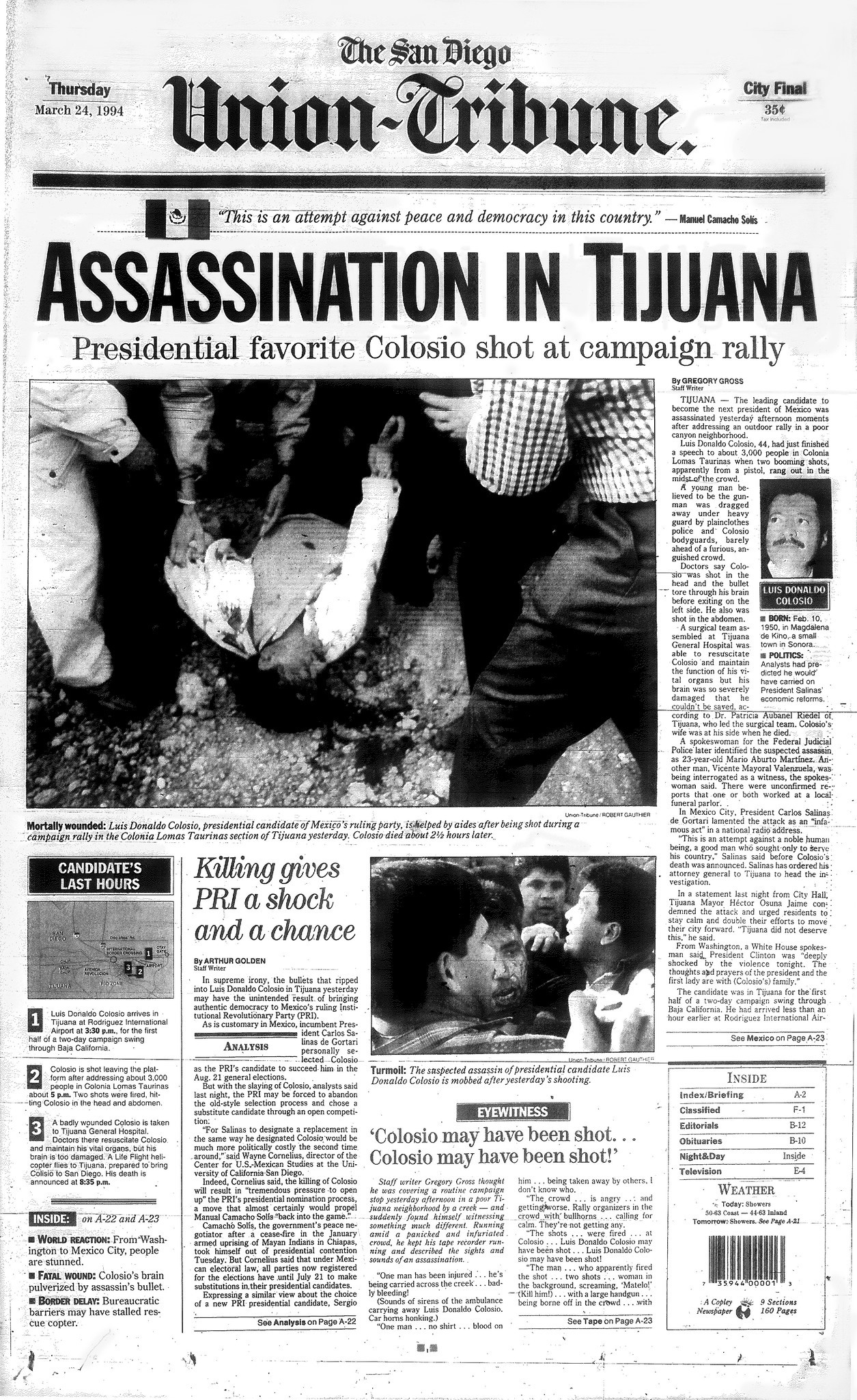 March 24, 1994