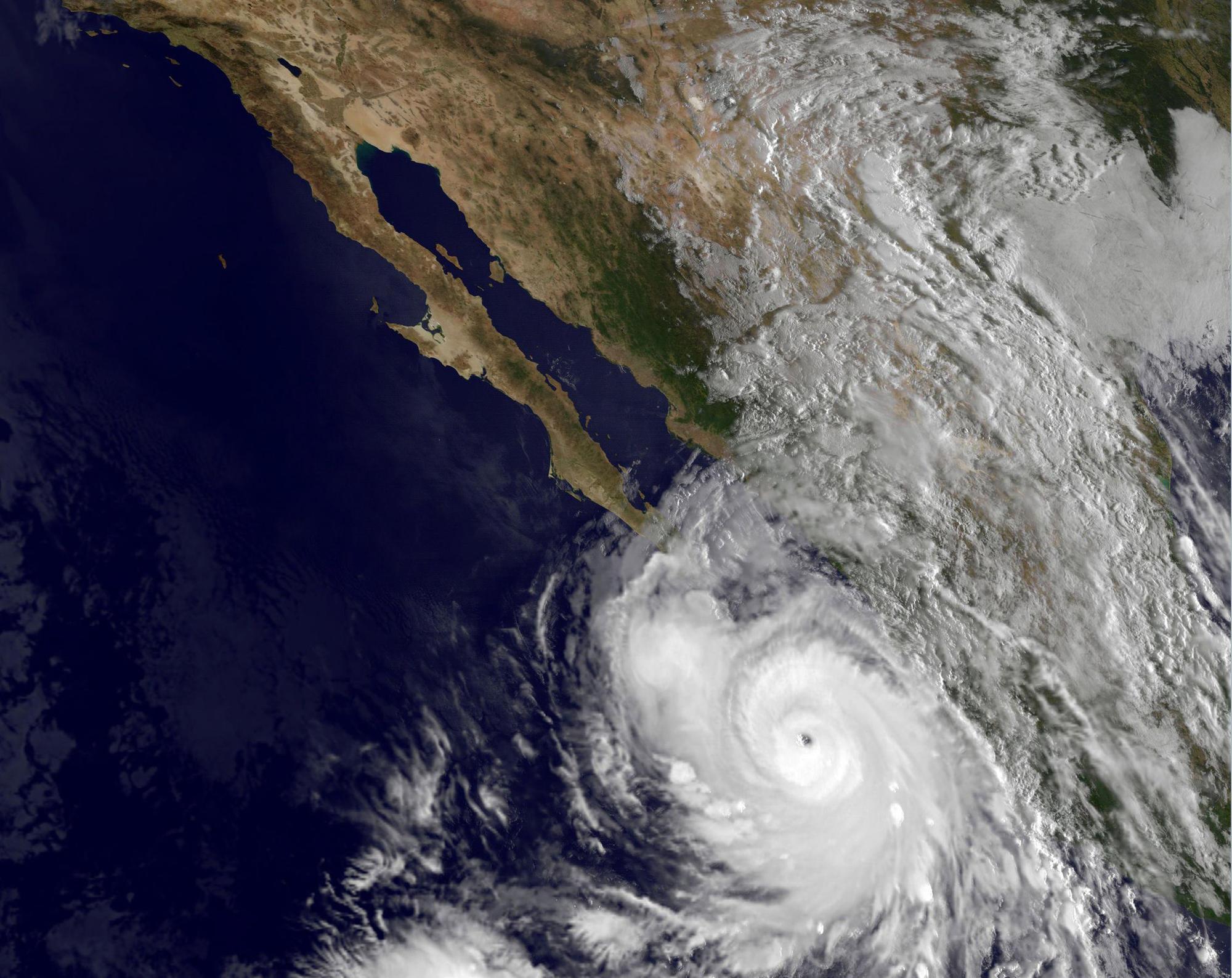 MEXICO-WEATHER-HURRICANE