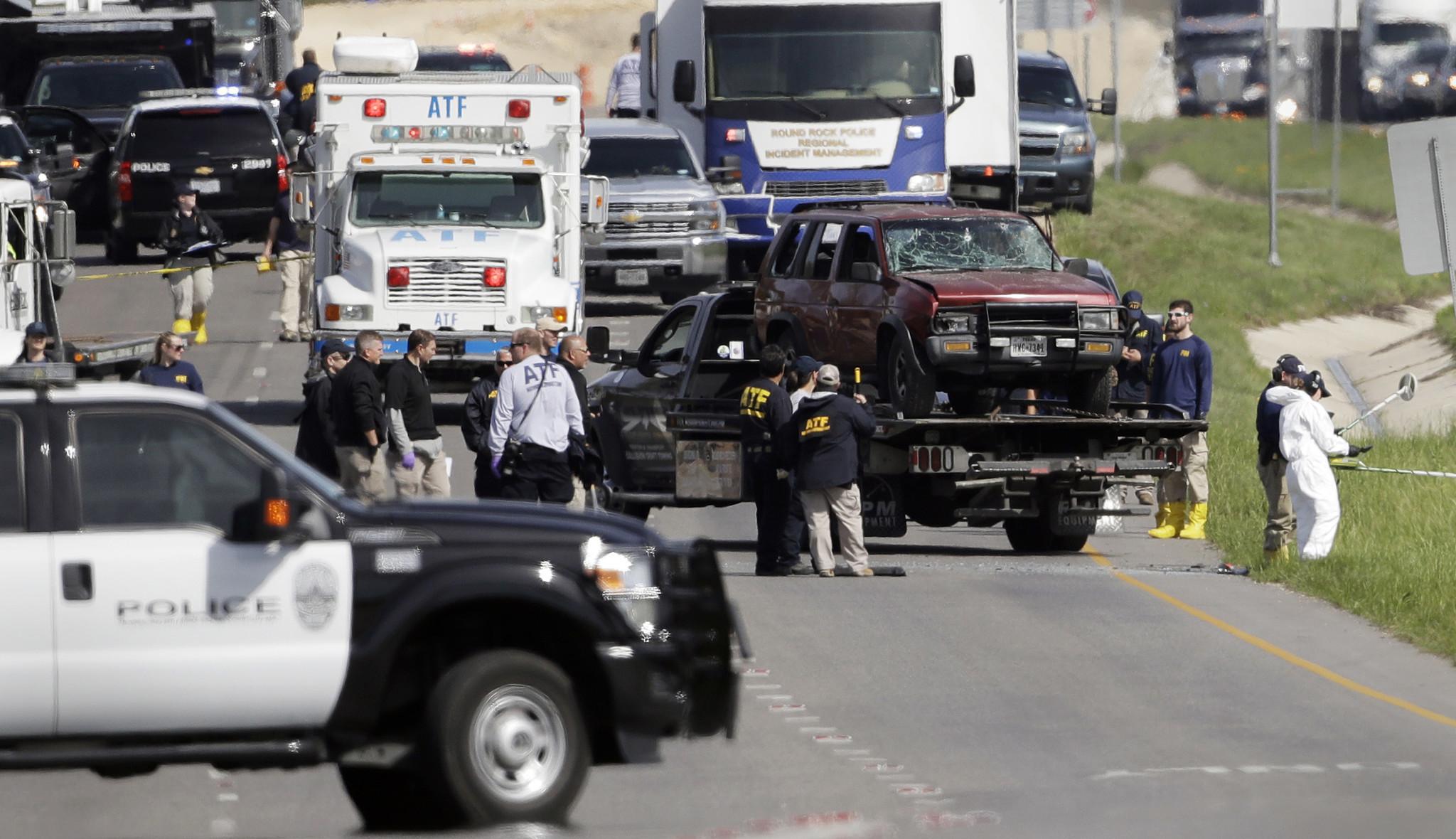 Austin bombing suspect dies after detonating explosive in ...