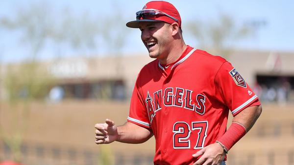 'Just Mike' Trout is Angels' leader by example