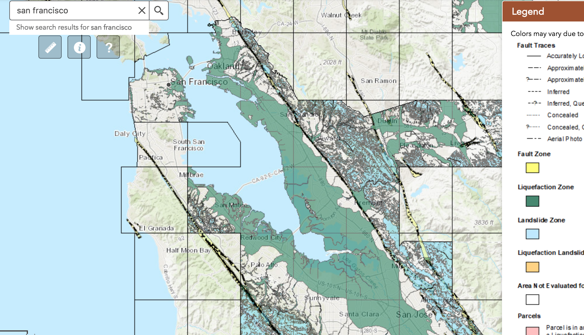 Worried about being on top of an earthquake fault? New California ...