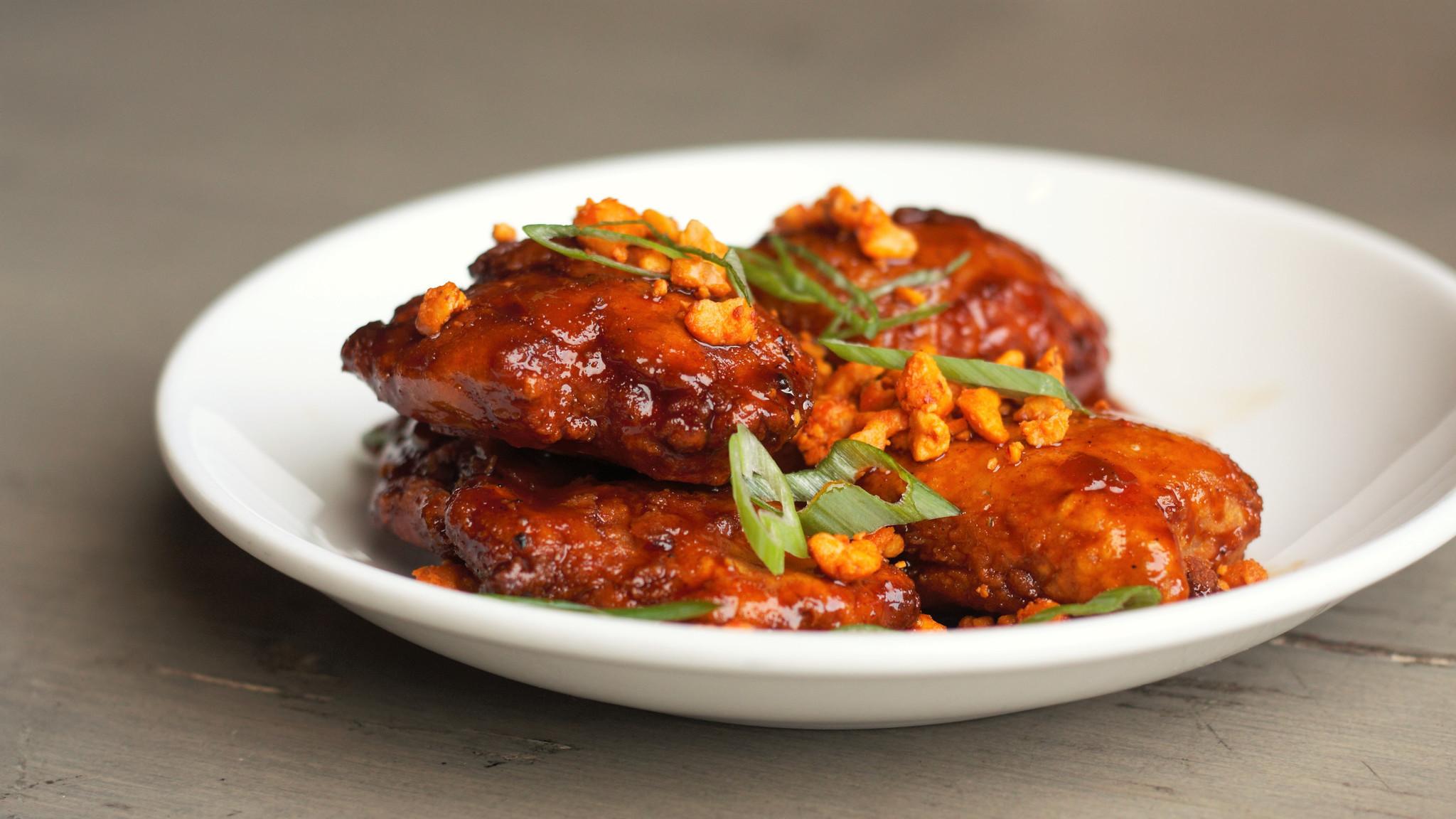 Forget Buffalo wings — Korean fried chicken is better