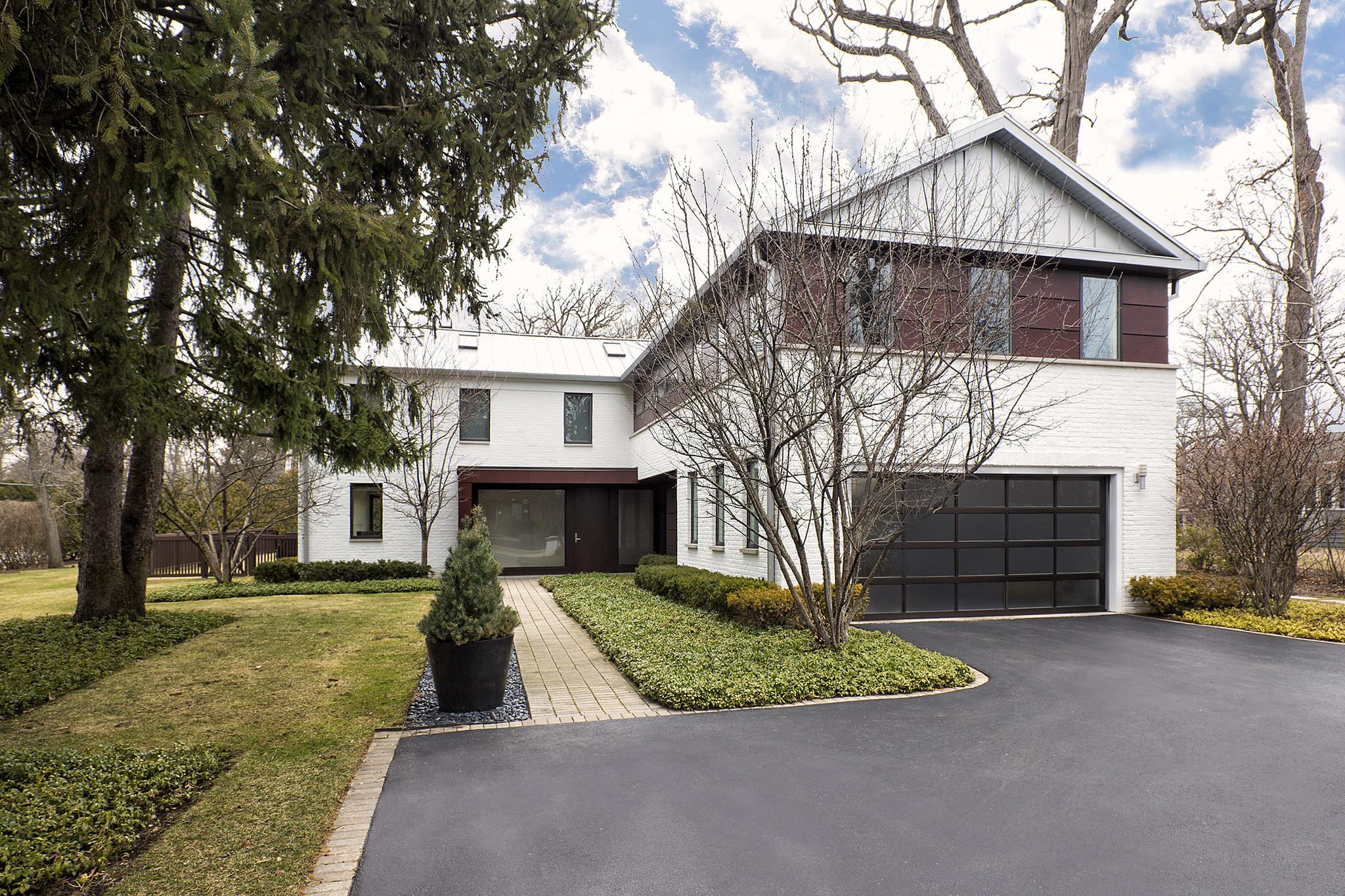 Fred Savage Former Home In Glencoe 2 3m Chicago Tribune