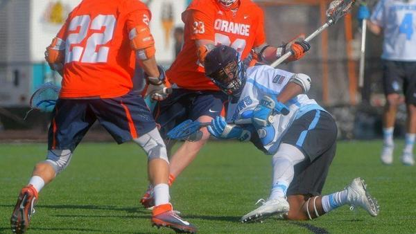 Preston: Lacrosse game against Virginia has special meaning for Johns Hopkins' Danny Jones