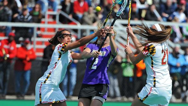 Women's lacrosse Game of the Week: No. 3 James Madison at No. 4 Maryland