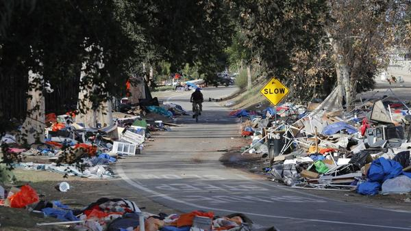 O.C.'s grand homeless plan collapsing as residents balk at having shelters in their neighborhoods | Los Angeles Times