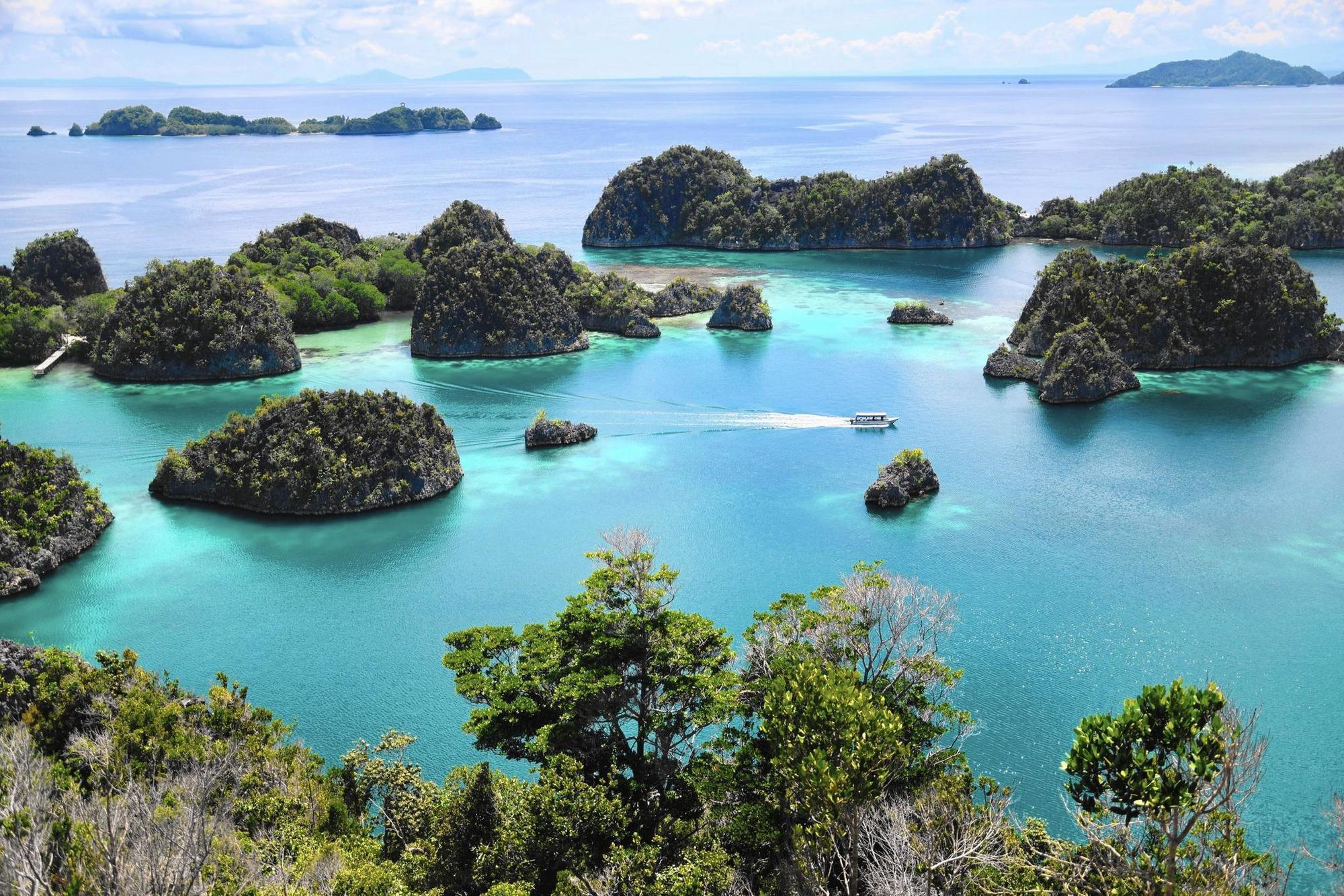 Paradise Takes Many Forms On This Indonesian Archipelago