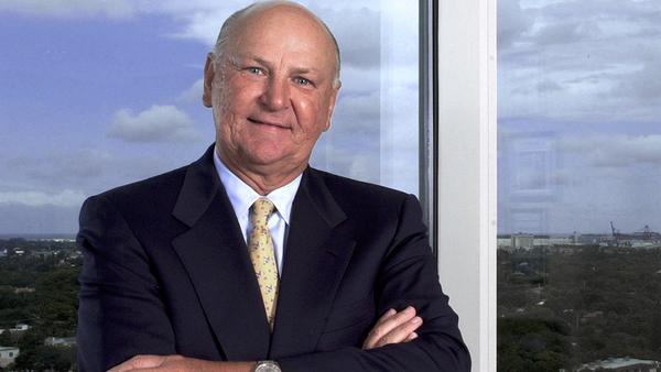 South Florida reacts to the death of H. Wayne Huizenga