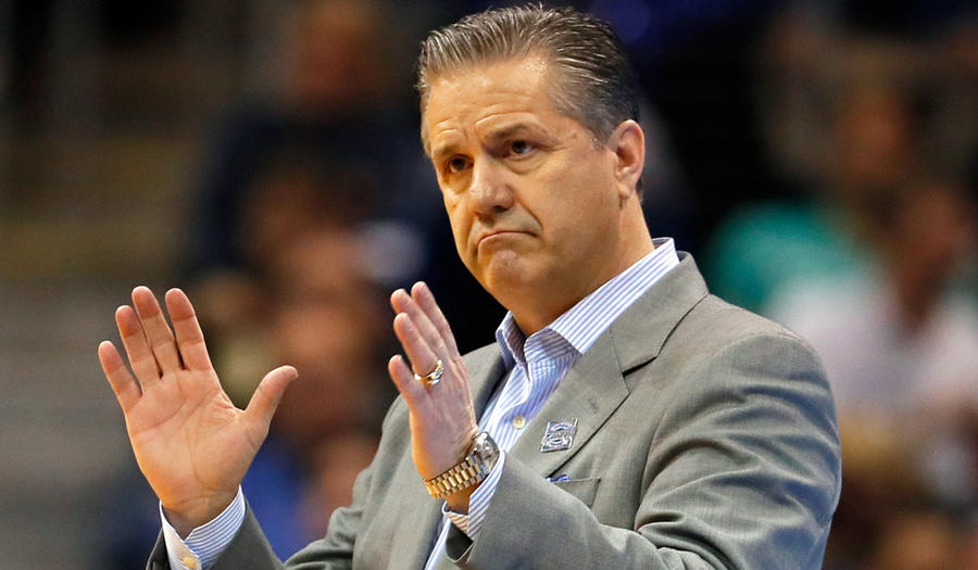 John Calipari (Kevin C. Cox / Getty Images)