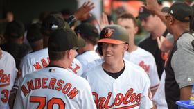 Top prospect Chance Sisco makes Orioles' Opening Day roster