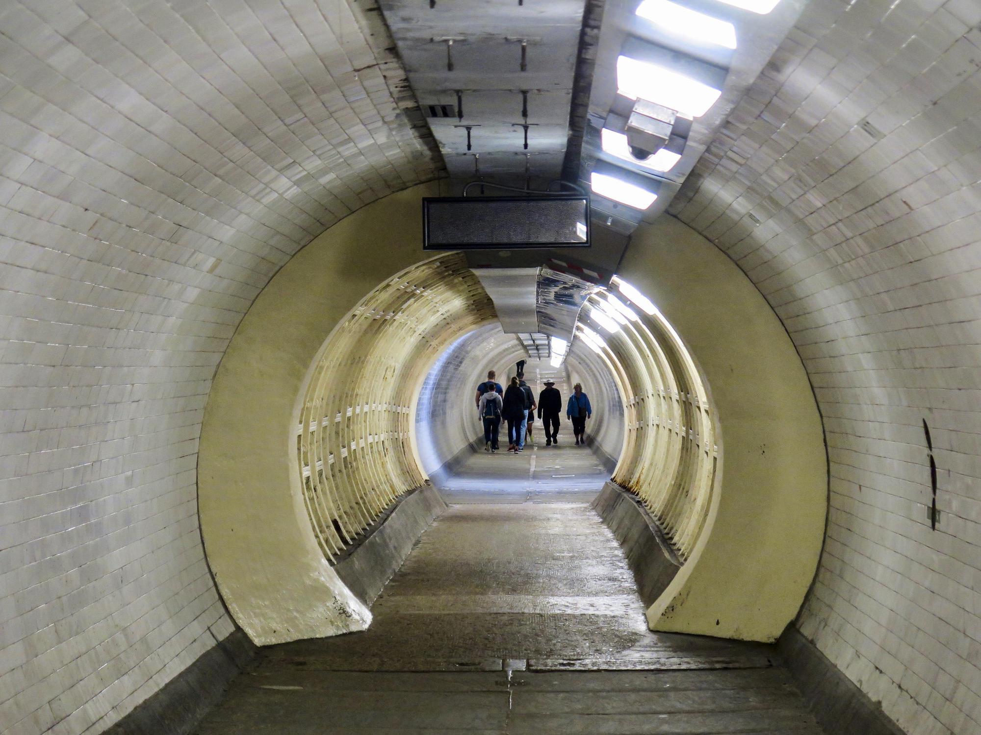 London tunnels
