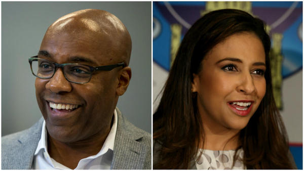 Stakes are high for Raoul, Harold in race to succeed Attorney General Lisa Madigan | Chicago Tribune